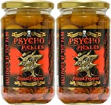 Psycho Onions - Ghost Pepper Pickled Onions x 2...