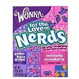 Wonka Nerds Erdbeere/Traube 46 g