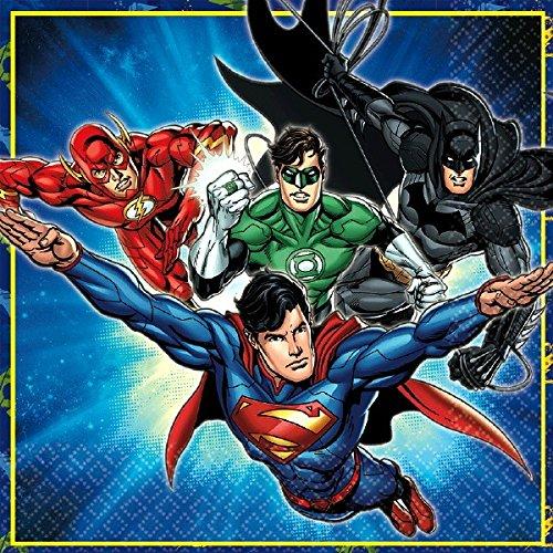 amscan 51158522cm Justice League ()