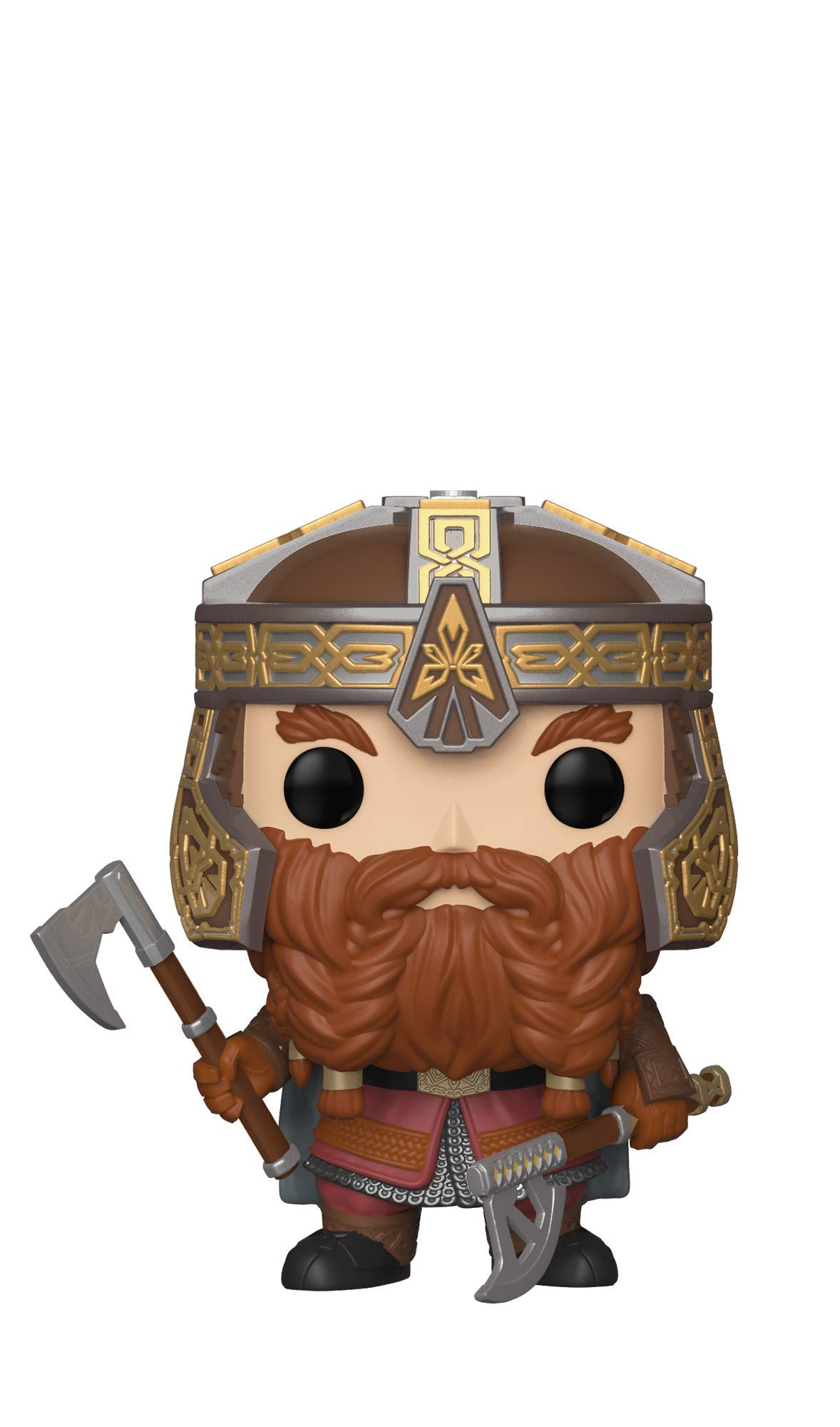 Pop! The Lord of The Rings – Figura de Vinilo Gimli