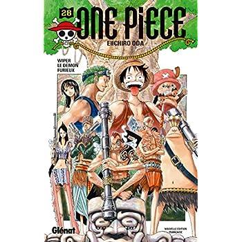 One Piece - Édition originale - Tome 28: Wiper le démon furieux