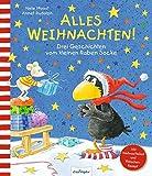 Der kleine Rabe Socke: Alles Weihnachten!: Drei Geschichten vom kleinen Raben Socke
