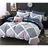 101% Cotton Queen Size Bedsheet (3 Piece Combo Set Of 1 Camerinage Queen Bedsheets With 2 Pillow Covers -220 GSM)