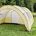 TecTake 800588 XXL Camping Tunnel Tent with Foyer 4-6 persons 14