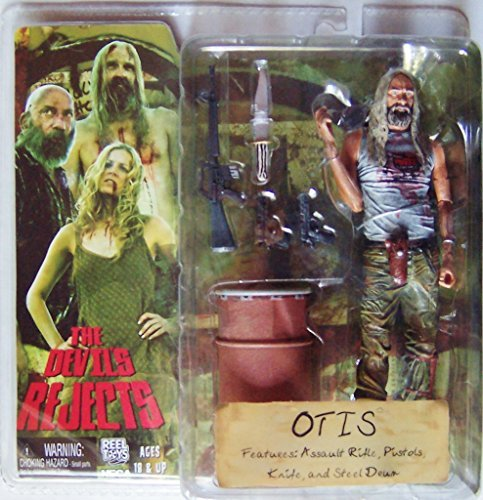 Devils Rejects Otis - Otis Figure from The Devils Rejects
