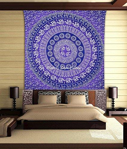 stylo-cultura-mandala-tribale-mandala-tappeto-cotone-viola-blu-regina-stampata-elefante-sun-wall-han