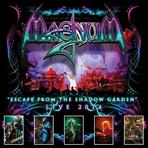 Magnum: Escape From The Shadow Garden-Live 2014 (Audio CD)
