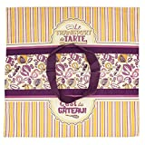 Natives 610790C 'Est Du Pastel bolsa de tartas (algodón, 3,85x 38,5x 2cm), multicolor