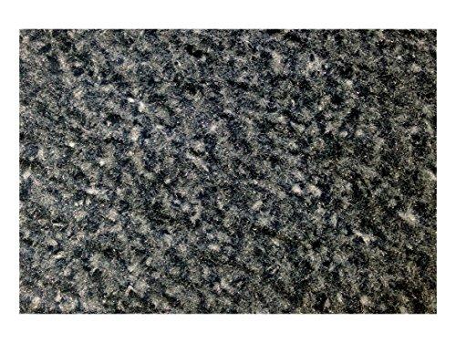 Carpido Nela, FS0610015040, Tuervorleger / Sauberlaufmatte, 100 % Polypropylen, 40 x 60 cm, grau - 4