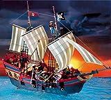 PLAYMOBIL 3940 - Großes Piratenflaggschiff