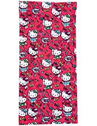 Buff Hello Kitty Letters Soup Tour de cou Enfant rose