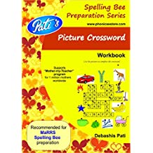 Picture crossword workbook : Prepare for MaRRS Spelling Bee - Category(s) 1 & 2
