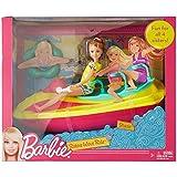MATTEL Barbie - Stacie fait du jet ski