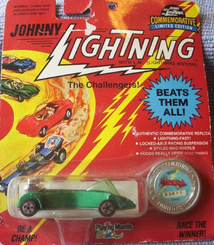 1993 Johnny Lightning The Challengers! Commemorative Limited Edition WASP Collectible Car