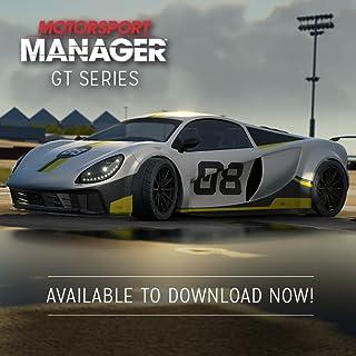 Motorsport Manager GT Series DLC [PC/Mac Code - Steam]