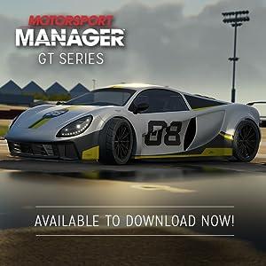 Motorsport Manager GT Series DLC [PC/Mac Code – Steam]