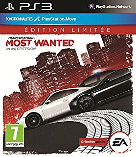 Need for Speed : most wanted - édition limitée (B0088XLFUA) | Amazon price tracker / tracking, Amazon price history charts, Amazon price watches, Amazon price drop alerts