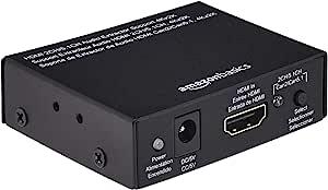 Amazon Basics Audio Extractor Konverter Hdmi Auf Elektronik
