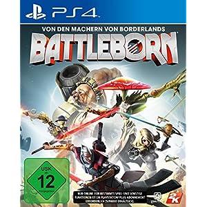 Take 2 Interactive PS4 Battleborn