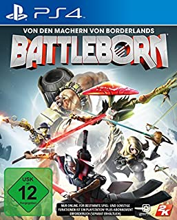 Battleborn - [PlayStation 4] (B00LVU7VKA) | Amazon Products