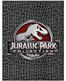 Jurassic Park Collection - Dino-Skin Edition (exklusiv bei Amazon.de) [Blu-ray] [Limited Edition]