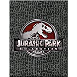 Jurassic Park Collection – Dino-Skin Edition