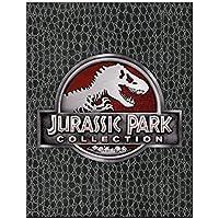 Jurassic Park Collection – Dino-Skin Edition
