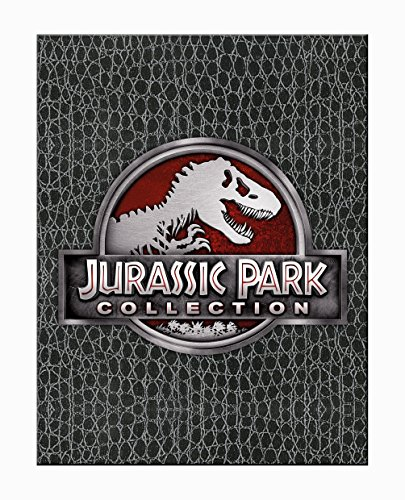 Jurassic Park Collection - Dino-Skin Edition [Blu-ray] [Limited Edition]