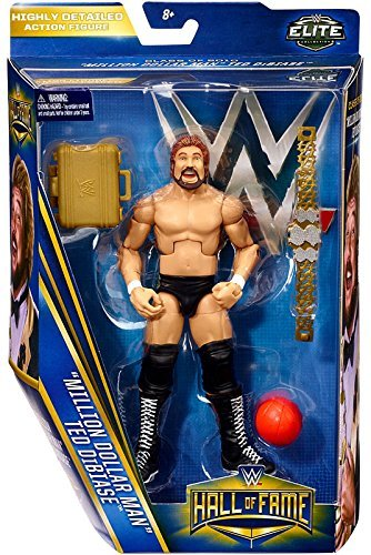 WWE Wrestling Elite Collection Hall of Fame Ted