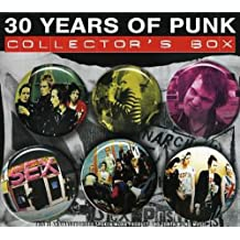 30 Years Of Punk : Collector'S Box [Import anglais]
