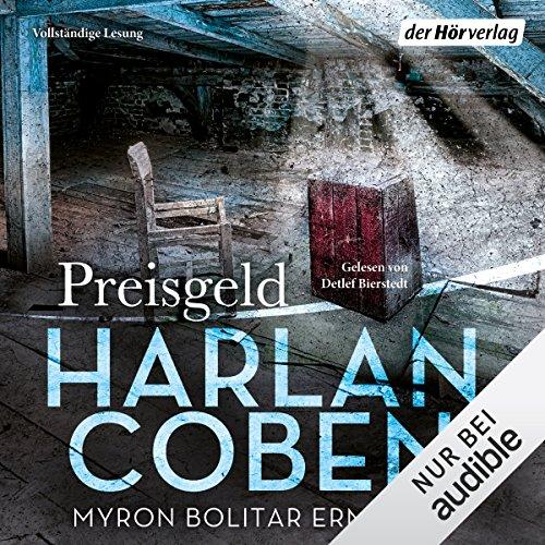 Buchseite und Rezensionen zu 'Preisgeld: Myron Bolitar 4' von Harlan Coben