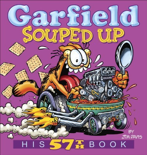 Garfield Souped Up: His 57th Book by Davis, Jim (2014) Paperback