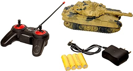 Variety Gift Centre 4 Channel Remote Control Rechargeable Tank,Rechargeable