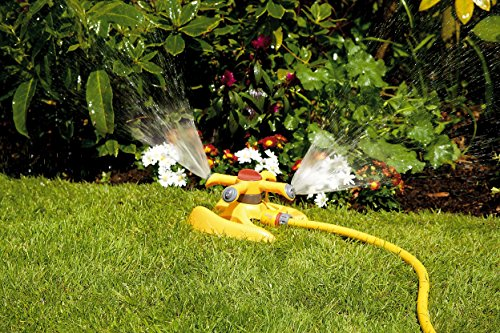 Overall, the Hozelock Round Sprinkler is a great sprinkler and is a great value considering the material it is made from. However, if you are looking for something a little more sturdy or for something that waters a higher range or in a rectangular fashion, some other sprinkler may be a better suited choice.
