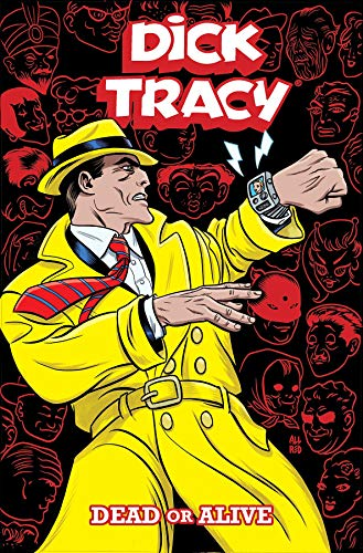 (Dick Tracy: Dead or Alive (English Edition))