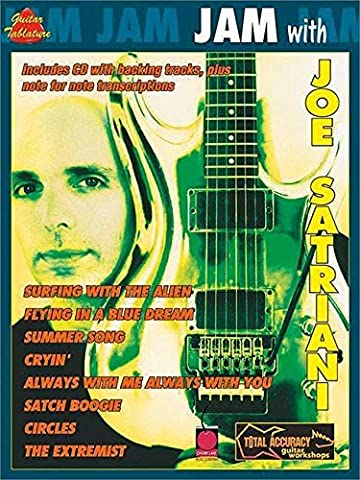 Jam with Joe Satriani by Joe Satriani (2001-12-01)