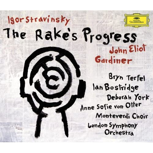 "Stravinsky: The Rake's Progress / Act 3 / Scene 2 - ""How Dark And Dreadful Is This Place"""
