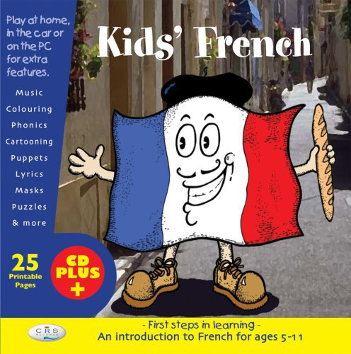 Kids' French Cover Image