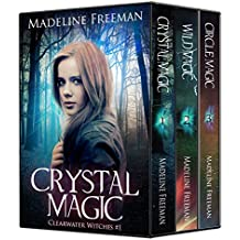 Clearwater Witches Box Set, Books 1-3: Crystal Magic, Wild Magic, & Circle Magic