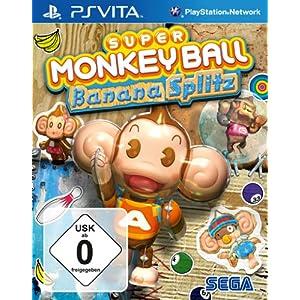 Super Monkey Ball: Banana Splitz – [PlayStation Vita]