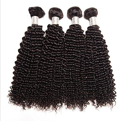 rasilianisches Reines Menschenhaar Lose Webart Haar Bundles100g / bundle , 4pcs , 16in (Minimal-halloween-kostüme)