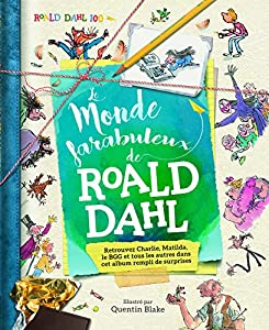 """Afficher """"Le monde farabuleux de Roald Dahl"""""""