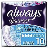 Always Discreet Inkontinenz-Einlagen+ Long Bei Blasenschwäche