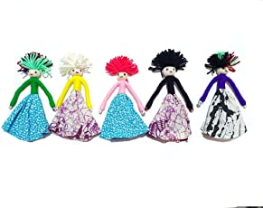 Coeval Crafts Magnetic Colorful Doll