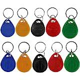 HFeng Sleutelkaart, EM4100, TK4100, sleutelkaart, 125 kHz RFID-toegangscontrole, sleutelkaart voor deur, NFC Token-Tag (Mix C