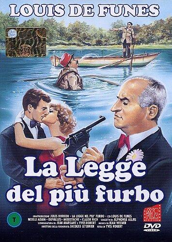 Bild von La Legge Del Piu' Furbo [IT Import]