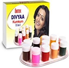 Eyetex Dazller 11 Colour Kumkum Liquid, 2gm