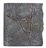 3d Aquarium Rückwand Basalt Struktur Module Elemente alle Größen Rock Felsen (45x48 cm)