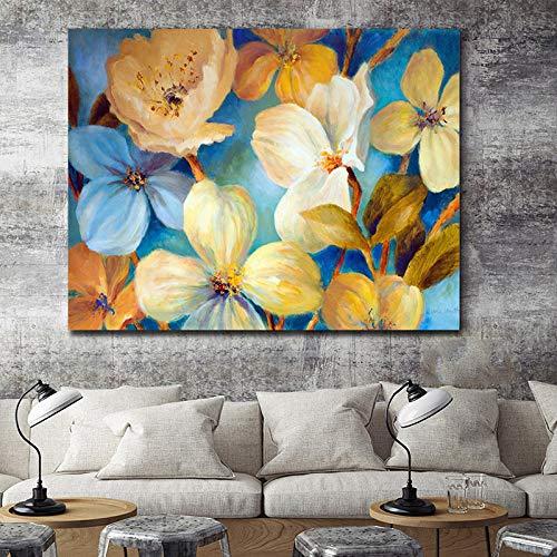 Bunte Hölzer Kunst Öl ng Auf Leinwand Wandkunst Wandschmuck Bilder ng Für Wohnzimmer Wohnkultur 50x70 cm kein Rahmen -