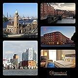 Viaggio Luce Del Buono 3giorni 4* H4Hotel Hamburg villaggio di montagna & 2biglietti per porto della guida - Reiseschein - amazon.it